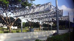 Landschap Singapore stock afbeeldingen