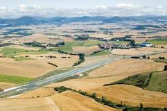 Landschap in Spanje Royalty-vrije Stock Afbeeldingen