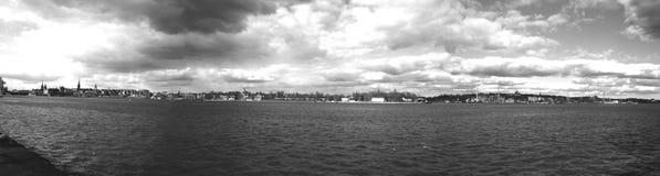 Landschap - Stockholm Royalty-vrije Stock Afbeeldingen