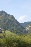 Landschap in Tatras, Slowakije Stock Afbeelding