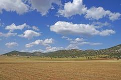 Landschap Turkije Stock Foto's