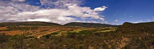 Landschap van Alicedale Stock Afbeeldingen