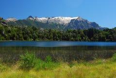 Landschap van bariloche, Argentinië Stock Foto