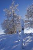 Landschap van berg; Royalty-vrije Stock Afbeelding