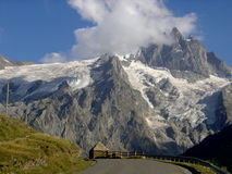 Landschap van berg Royalty-vrije Stock Fotografie