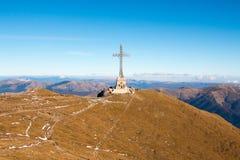 Landschap van Bucegi-Bergen Royalty-vrije Stock Fotografie
