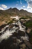 Landschap van Colorado, de V.S. Royalty-vrije Stock Afbeeldingen