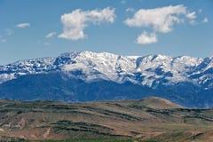 Landschap van de staat van Utah royalty-vrije stock foto