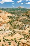 Landschap van de staat van Utah royalty-vrije stock fotografie