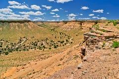 Landschap van de staat van Utah stock afbeeldingen