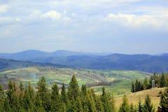 Landschap van de vallei Royalty-vrije Stock Afbeelding