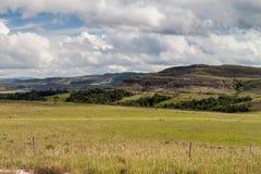 Landschap van Gran Sabana royalty-vrije stock fotografie