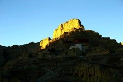 Landschap van Guge stock afbeeldingen
