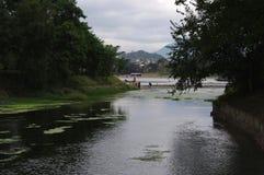 Landschap van guilin China Royalty-vrije Stock Foto's
