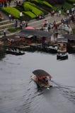 Landschap van guilin China Stock Afbeelding