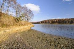 Landschap van het meer Royalty-vrije Stock Fotografie