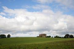 Landschap van het platteland Royalty-vrije Stock Afbeelding
