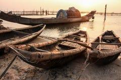 Landschap van het Strand van Filippijnen het Lokale Stock Foto