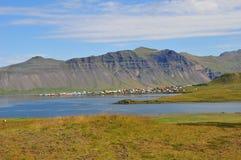 Landschap van IJsland Stock Foto's