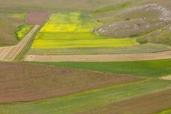Landschap van Italië Royalty-vrije Stock Afbeelding
