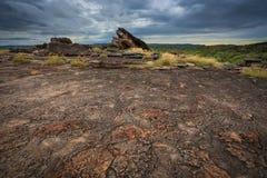 Landschap van Kakadu, Australië Stock Foto's