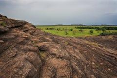 Landschap van Kakadu, Australië Royalty-vrije Stock Afbeeldingen