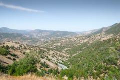 Landschap van Marokko Stock Foto's