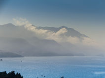 Landschap van Montenegro Stock Afbeeldingen
