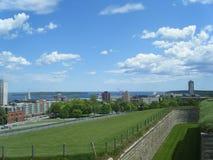 Landschap van Nova Scotia Royalty-vrije Stock Foto