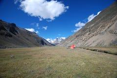 Landschap van Peru Stock Foto