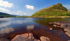 Landschap van provincie Kerry, Ierland Stock Fotografie