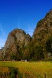 Landschap van ramang-Ramang royalty-vrije stock afbeelding