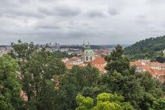 Landschap van Salzburg in Oostenrijk Royalty-vrije Stock Foto