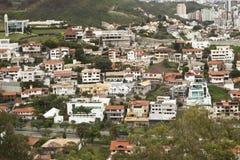 Landschap van stad Stock Afbeeldingen
