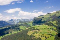 Landschap van Tirol Stock Foto's