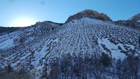 Landschap 1 van Utah Royalty-vrije Stock Afbeeldingen