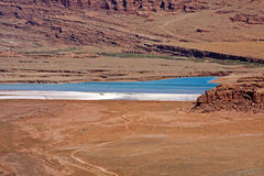 Landschap van Utah, de V.S. Royalty-vrije Stock Afbeelding