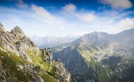 Het landschap van bergen Royalty-vrije Stock Foto