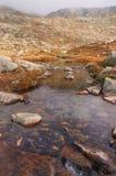 Landschappen in bergen noorwegen stock foto's