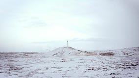 Landschappen en de avonturen van IJsland de verbazende stock footage
