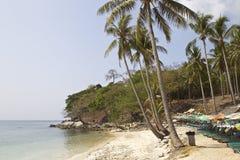 Landschappen in Koh Racha, Thailand Stock Afbeelding