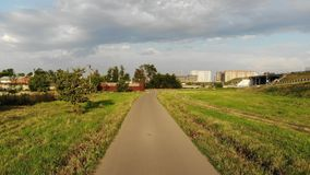 Landschappen van de hoogte stock footage