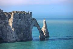 Landschappen van Normandië royalty-vrije stock afbeeldingen