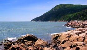 Landschappen van Quebec Royalty-vrije Stock Foto's