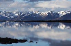 Landschappen van Svalbard/Spitsbergen royalty-vrije stock afbeeldingen