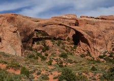Landschapsboog 2 Stock Afbeeldingen