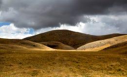 Landschapsmening van Bistra-Berg Royalty-vrije Stock Foto's