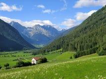 Landscpe della montagna Fotografia Stock Libera da Diritti