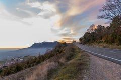 Landseite in Spanien Lizenzfreies Stockfoto