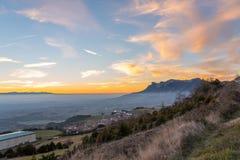 Landseite in Spanien Stockbilder